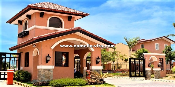 Camella Vita Amenities - House for Sale in General Trias Philippines