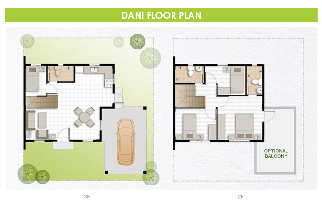 Dani  House for Sale in General Trias