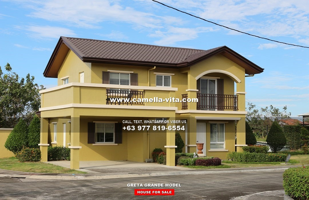Greta House for Sale in General Trias