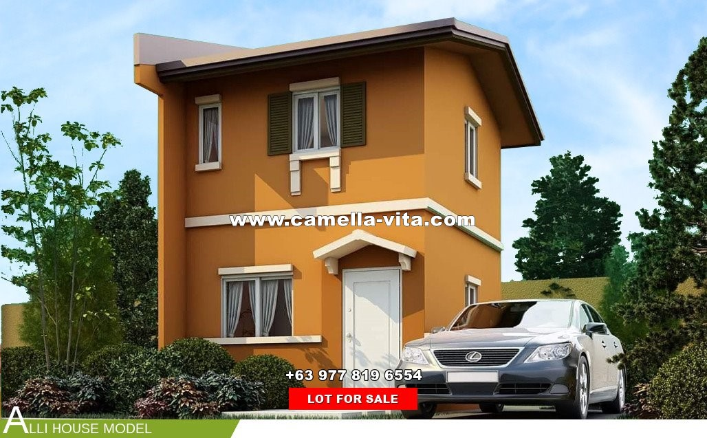 Alli House for Sale in General Trias