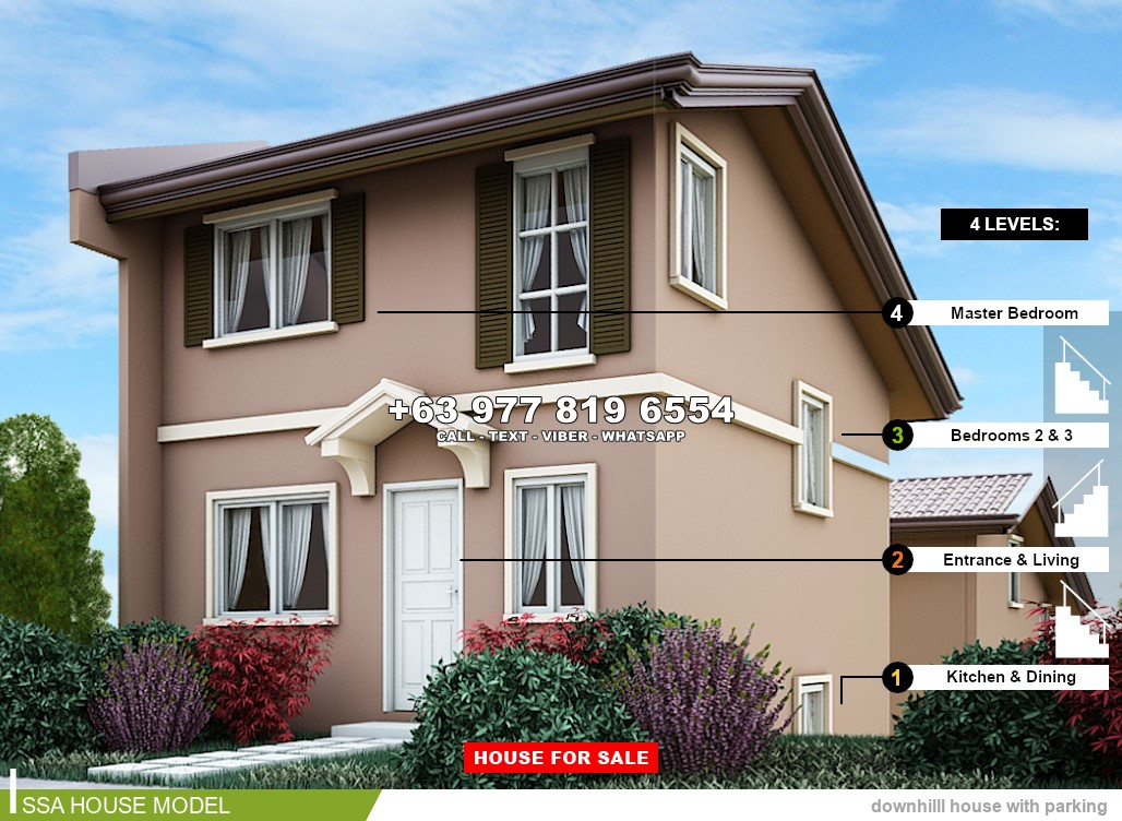Issa House for Sale in General Trias