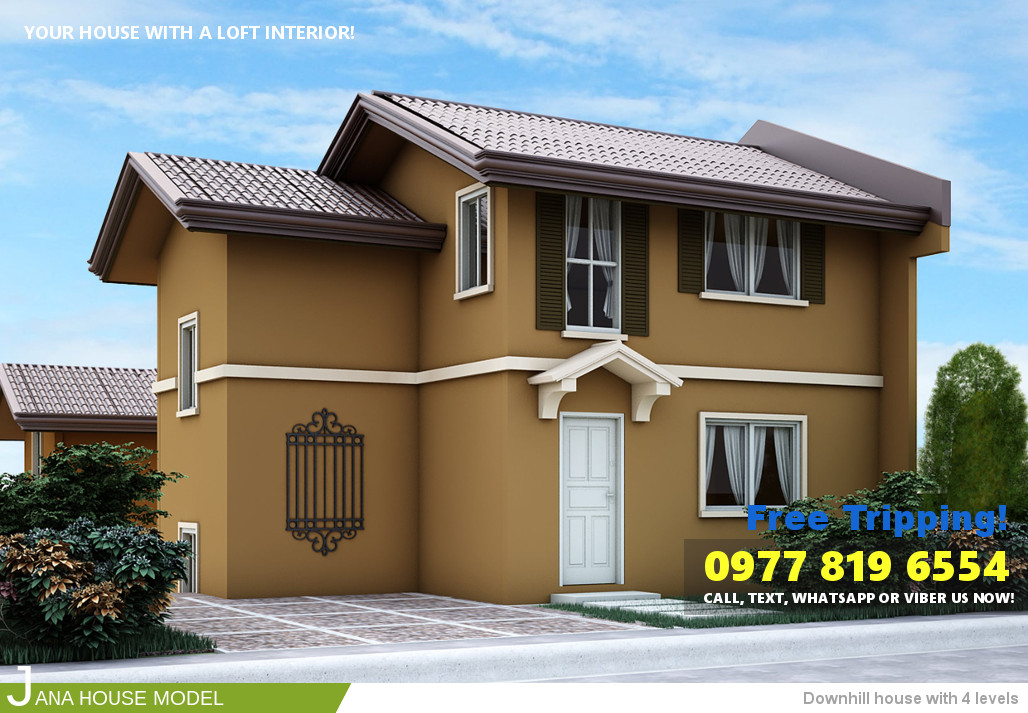 Janna House for Sale in General Trias