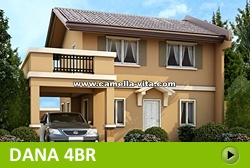 Dana - House for Sale in Imus City