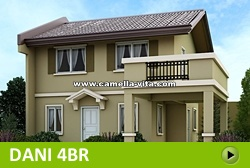 Dani House and Lot for Sale in General Trias Philippines