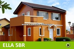 Ella - House for Sale in Imus City