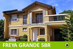 Freya House and Lot for Sale in General Trias Philippines